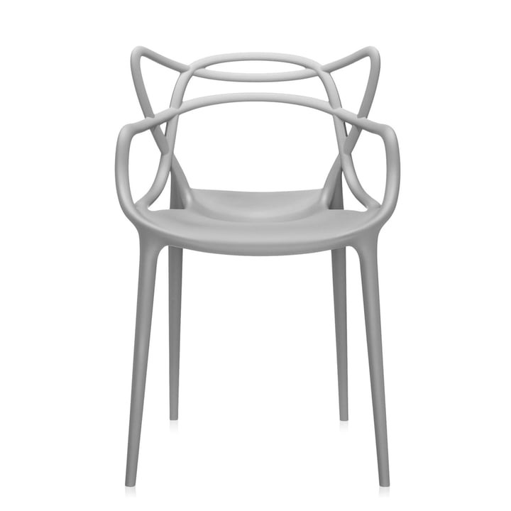 Kartell - Masters chair, gray