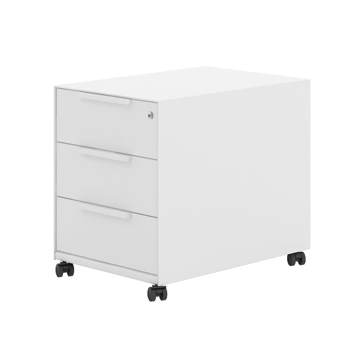 MBE Rollcontainer T60 by Vitra