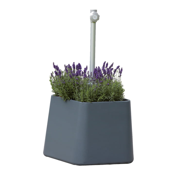 Fill Up parasol stand by Jan Kurtz in anthracite