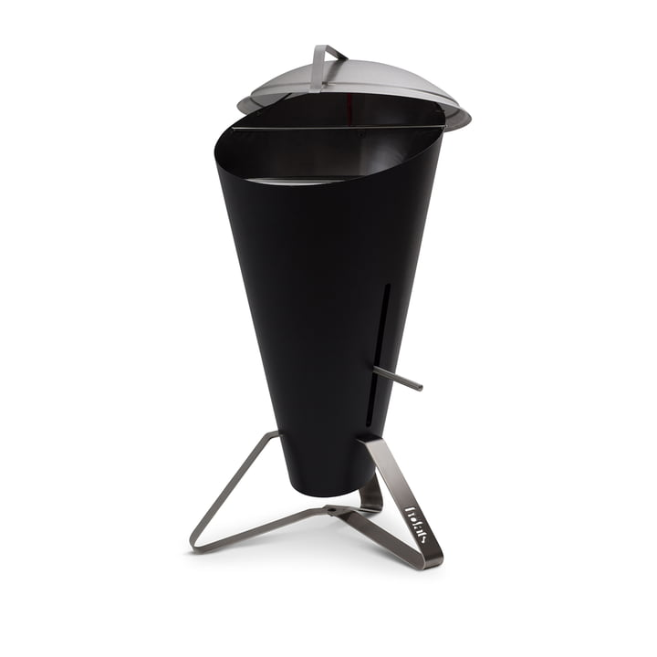 Cone Charcoal Grill by Höfats