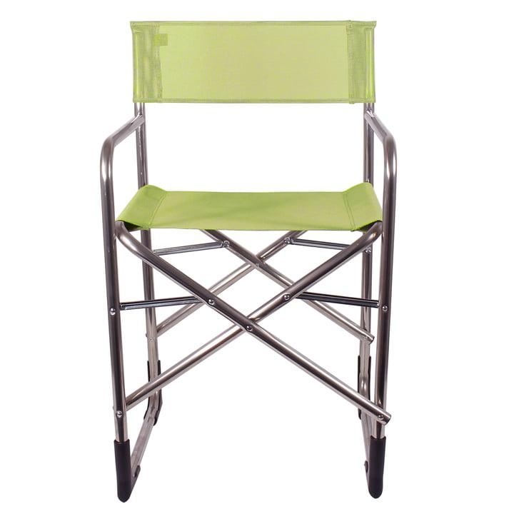 Missoni Home Outdoor Folding Chair Regista: Regie Aluminium Sessel