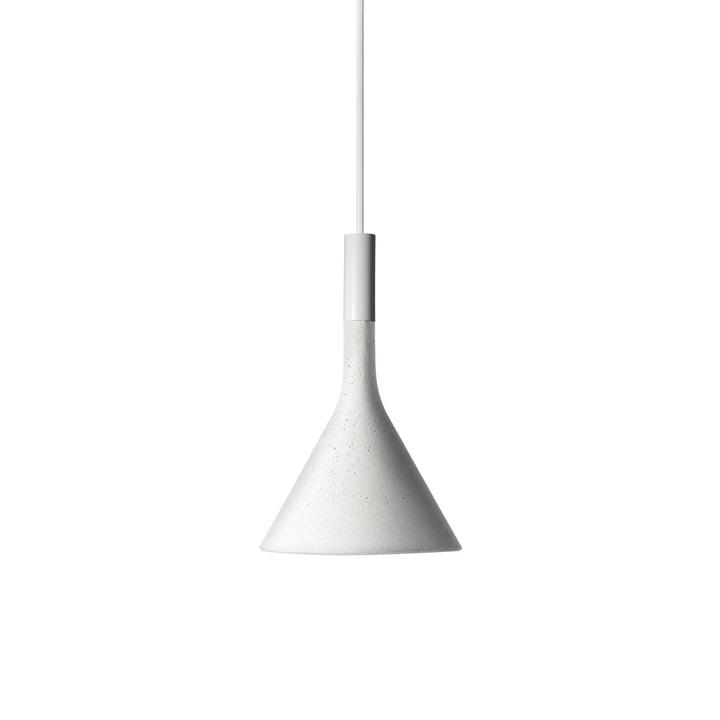 The Aplomb Mini by Foscarini in White