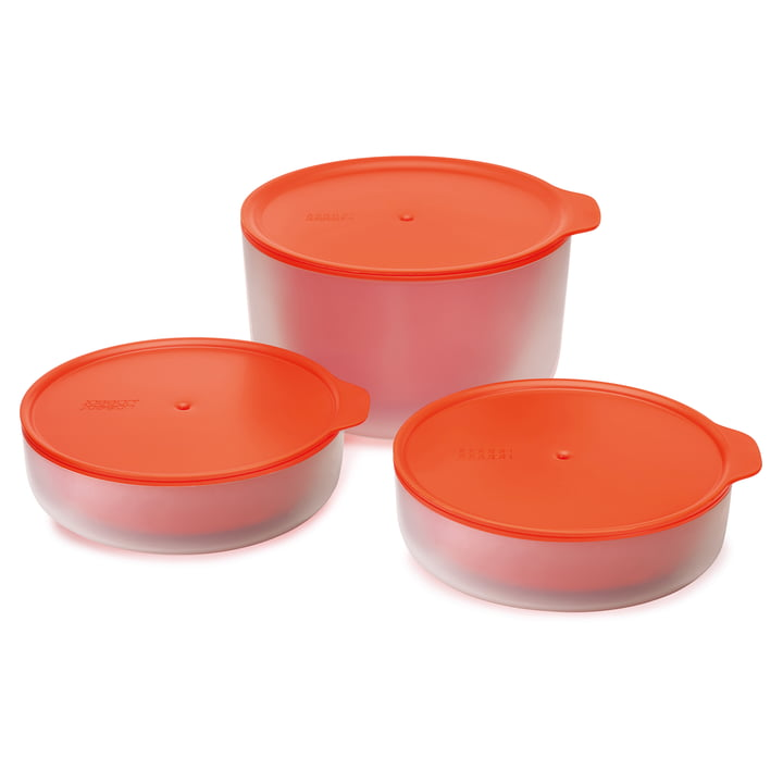 Joseph Joseph - M-Cuisine Cool-touch Microwave Bowl, Set of 3