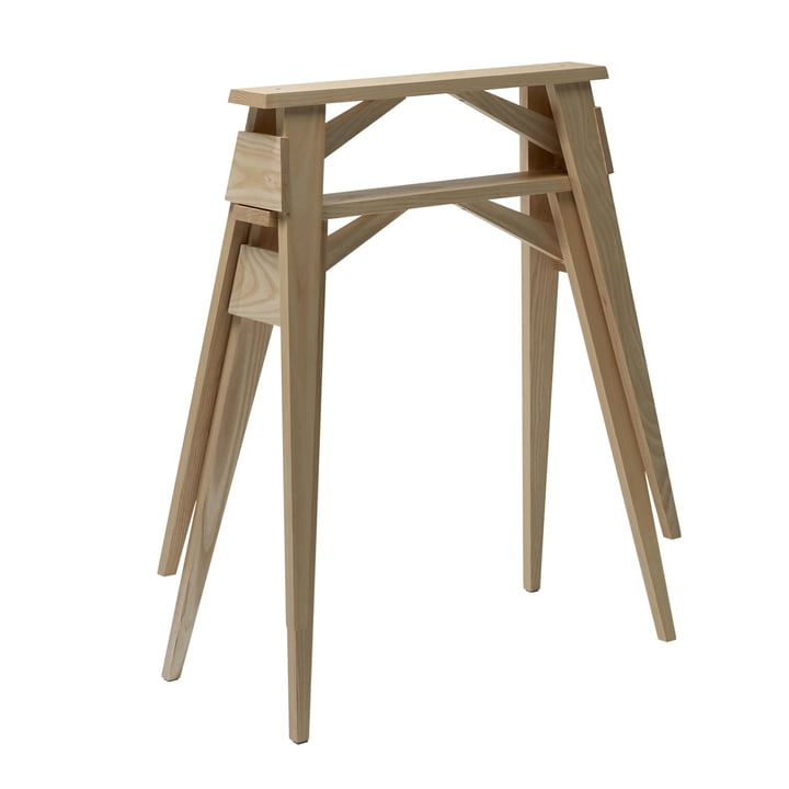 Arco Trestles from Design House Stockholm in natural oak