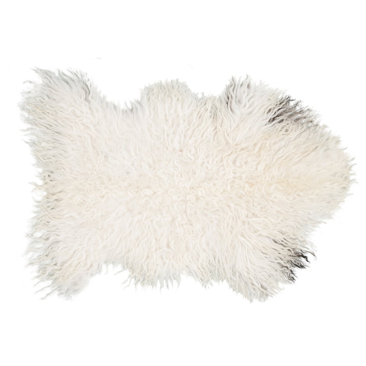 Sheepskin for Singray by Fredericia in White