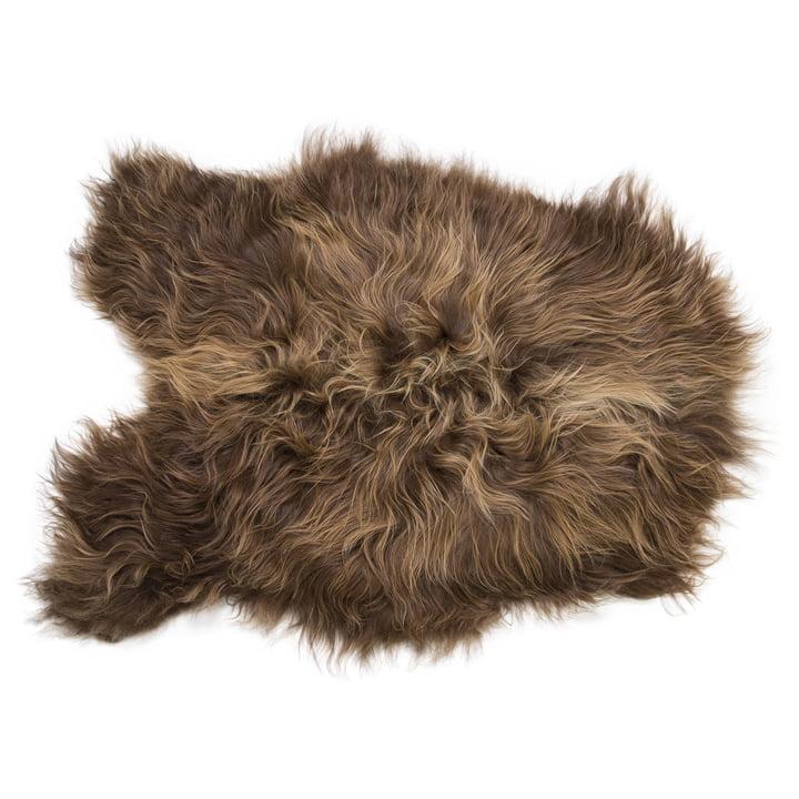Fredericia - Sheepskin for Stingray, long / brown