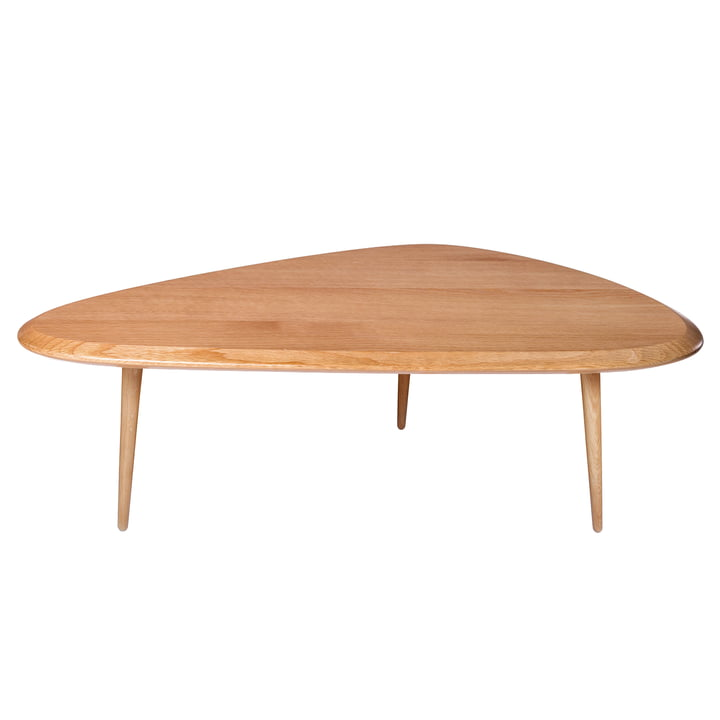 Large Fifties Coffee Table by red edition made of oak (M01)