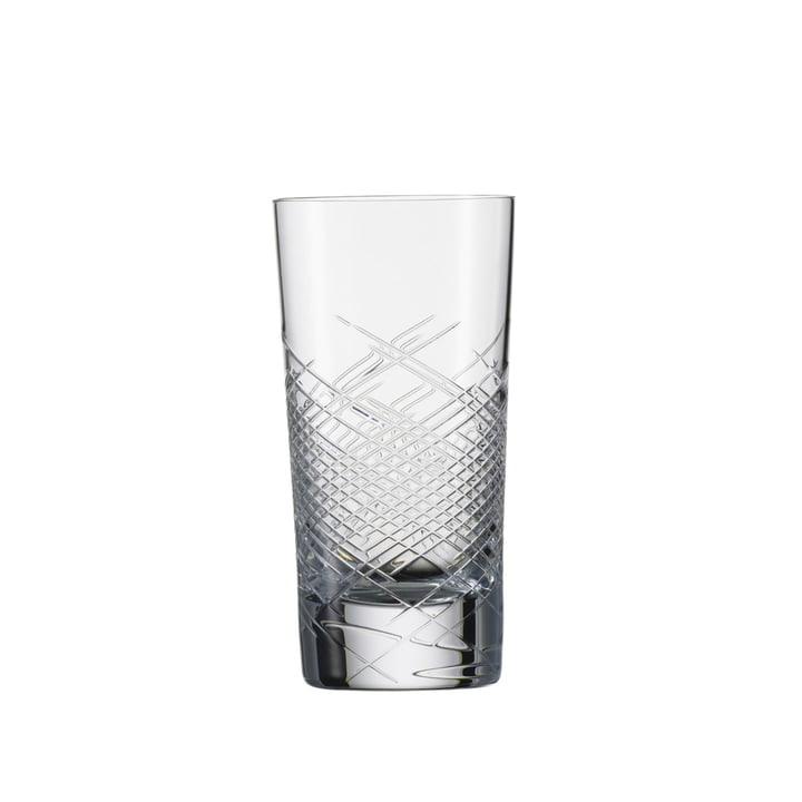 The Hommage Comète Long Drink Glass by Zwiesel 1872 in small.