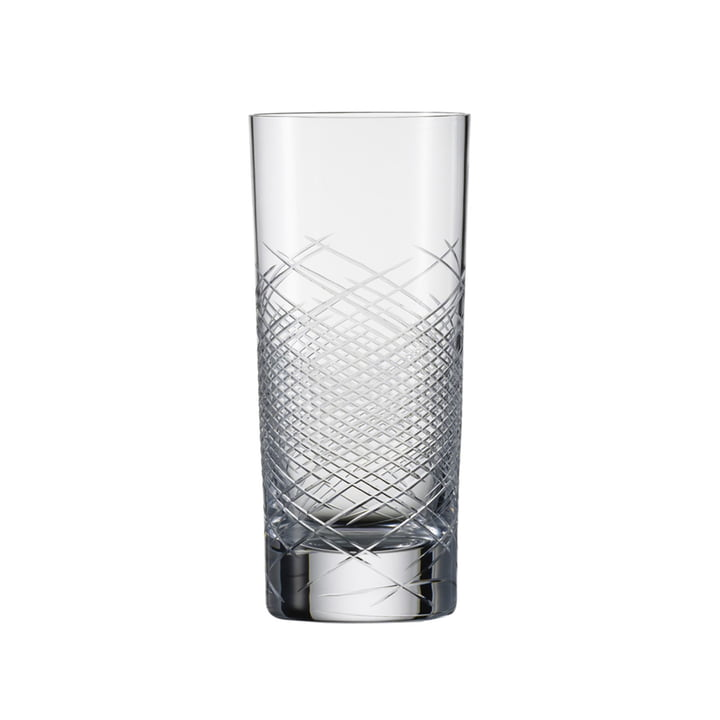 The Hommage Comète Long Drink Glass by Zwiesel 1872 in large.