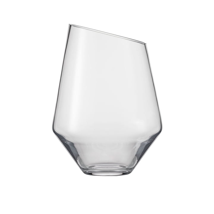 Zwiesel 1872 - Diamonds Vase, clear, medium