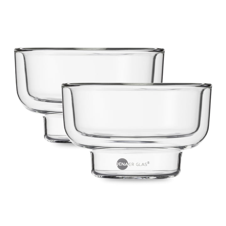 Jenaer Glas - Match Glass Bowl 300 ml (set of 2)