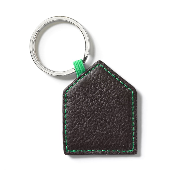 Key Ring House by Vitra in Chocolate