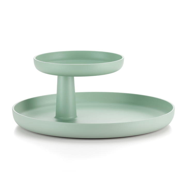 Rotary Tray from Vitra in mint green