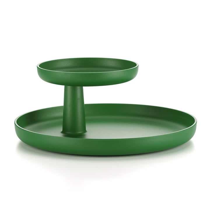 Rotary Tray from Vitra in palm green