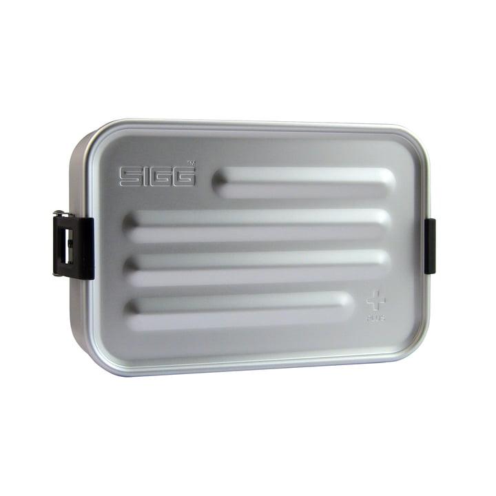 Aluminium Box Bread box Plus S from Sigg in aluminium