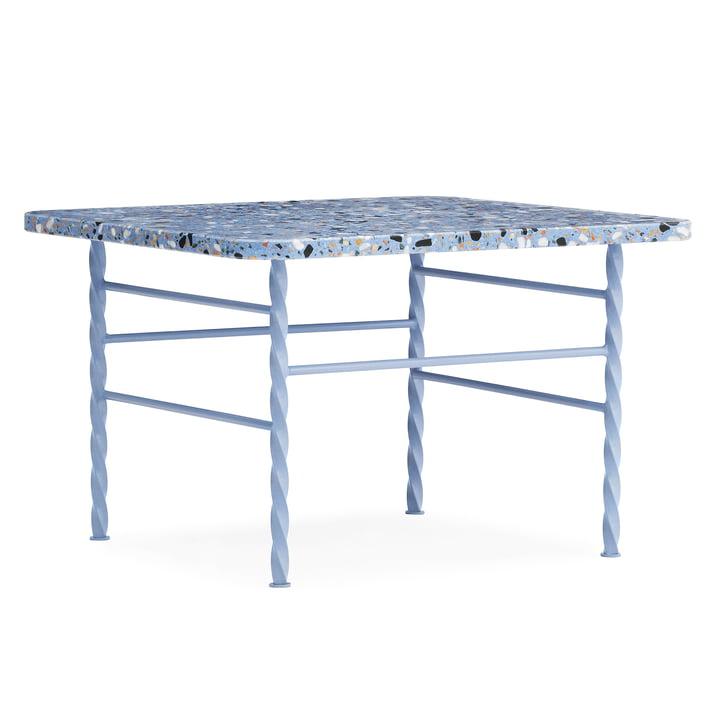 Normann Copenhagen - Terra Side Table large, blue