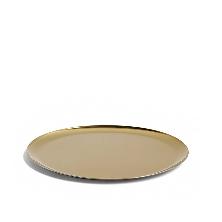 Serving Tray from Hay in gold