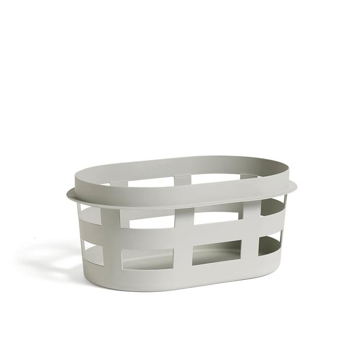 Hay - Laundry Basket, light grey, S