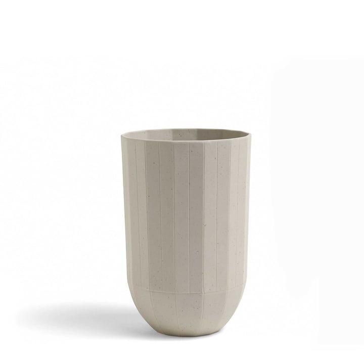 The Hay - Paper Porcelain Vase in M