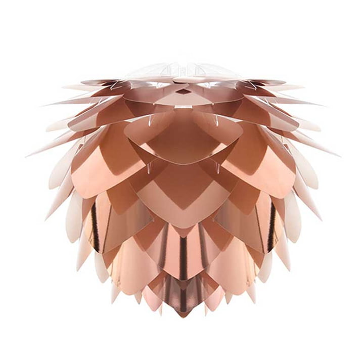 Silvia pendant lamp by Umage in copper