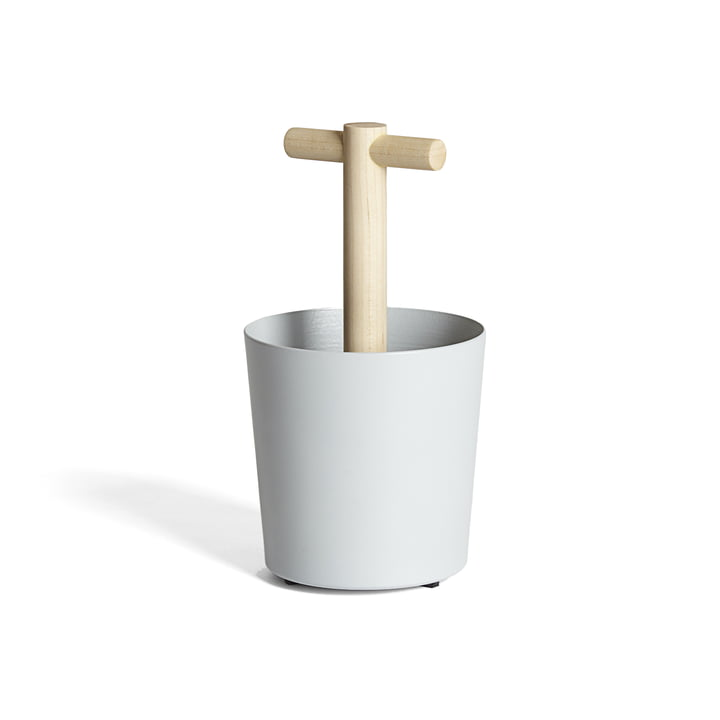 General Bucket by Good Thing in beech natural