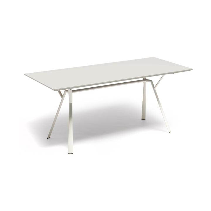 Fast - Radice Quadra Dining Table150 x 90 cm, white