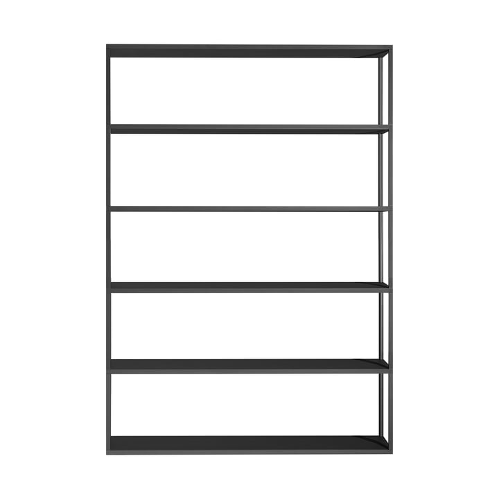 The Hay - New Order Shelf 150 x 180 cm in charcoal black