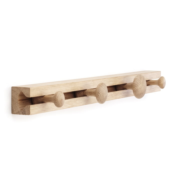 applicata - Track Coat Rack S, oak