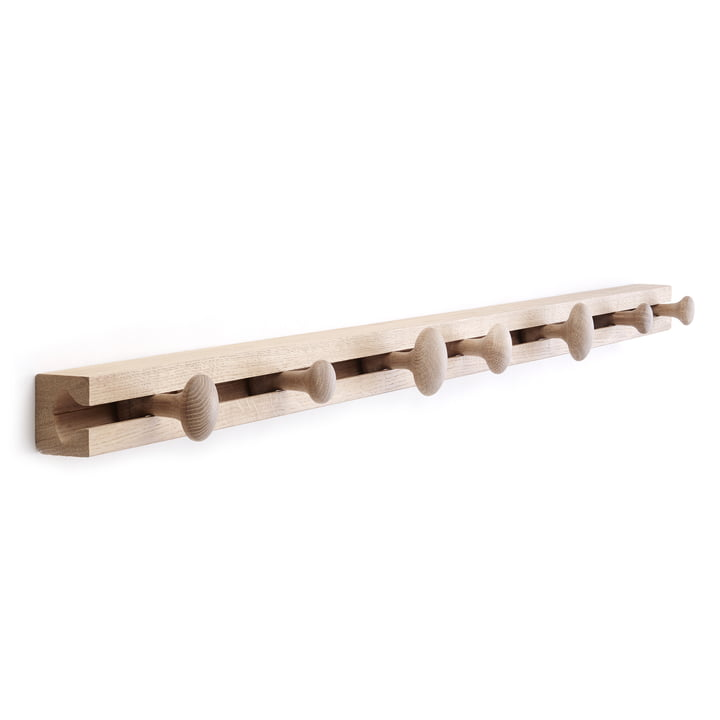 applicata - Track Coat Rack L, oak