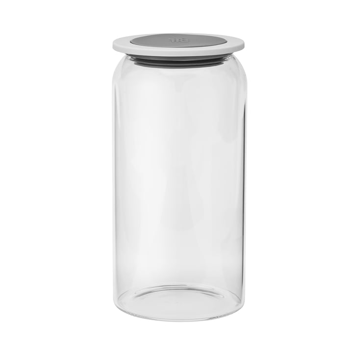Goodies Storage Jar with Lid 1.5 l by Rig-Tig by Stelton
