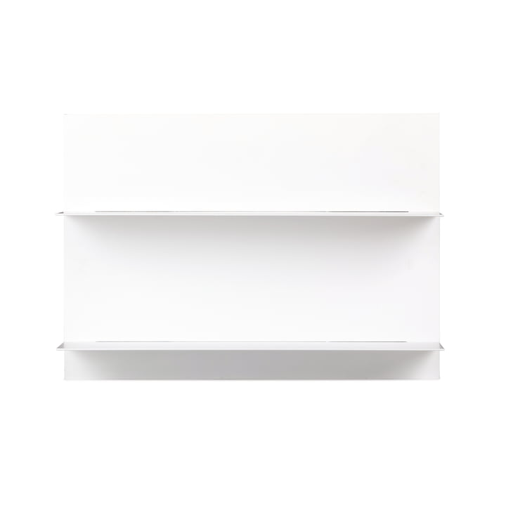 Design Letters - White Paper Shelf, A3