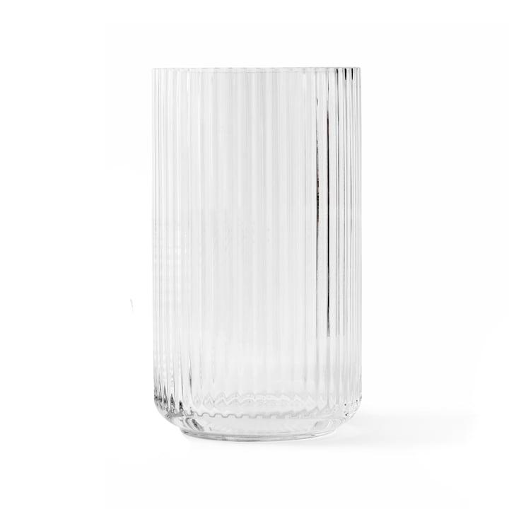 Lyngby Porcelæn - Glass Vase, transparent, H 25 cm
