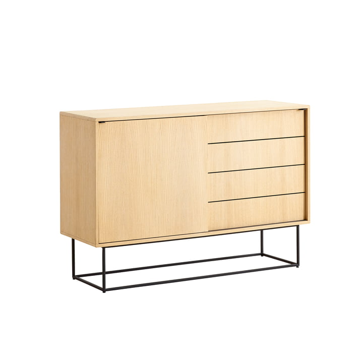 Virka Sideboard High from Woud in oak