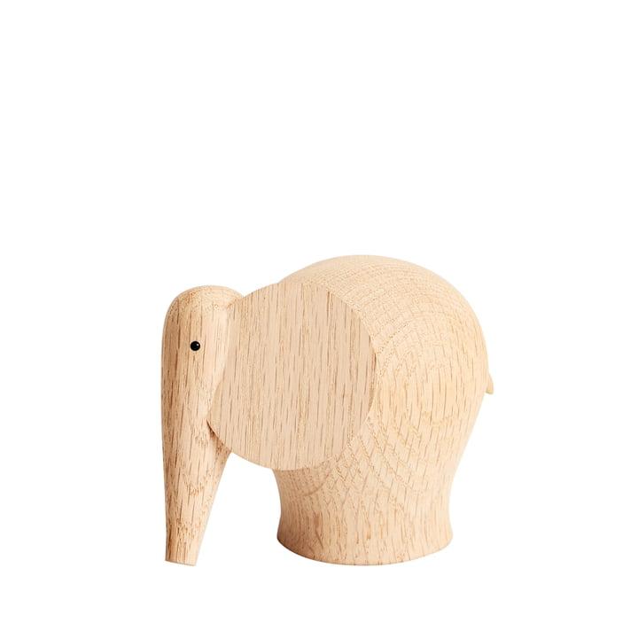 Nunu elephant by Woud, small