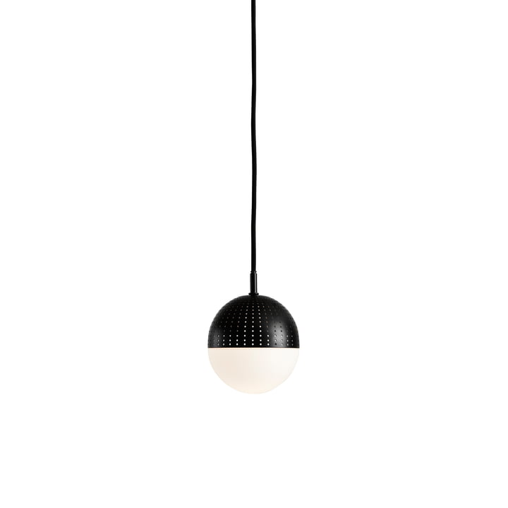 Dot pendant lamp S by Woud in black