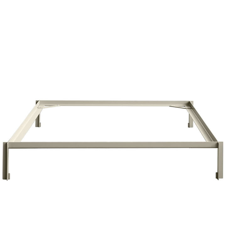 Conncect bed 180 cm from Hay in grey