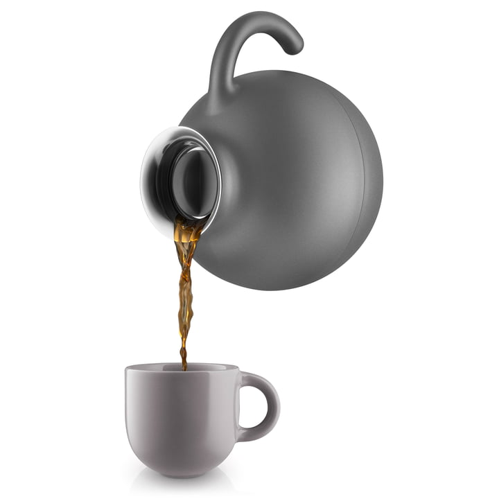 Globe Vacuum Jug with Cup by Eva Solo