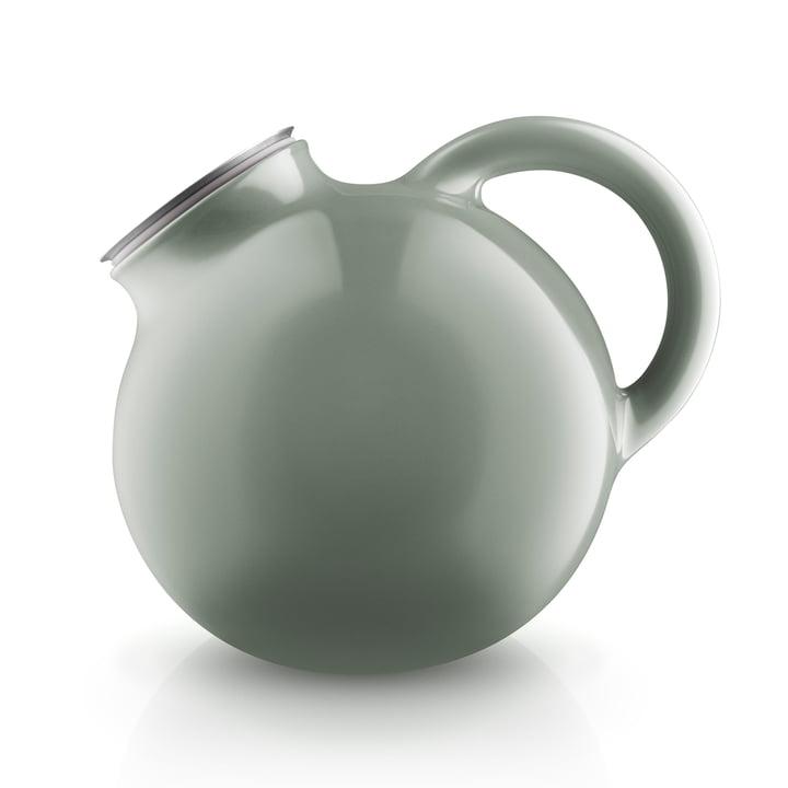 Globe teapot 1.4 L by Eva Solo in Nordic green