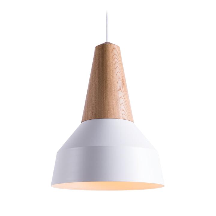 The Schneid - Eikon Basic Pendant Lamp in oak / white