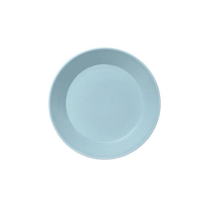 Iittala - Teema Plate flat Ø 17 cm, light blue
