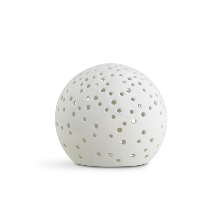 Nobili tealight candle ball Ø 12 cm by Kähler Design