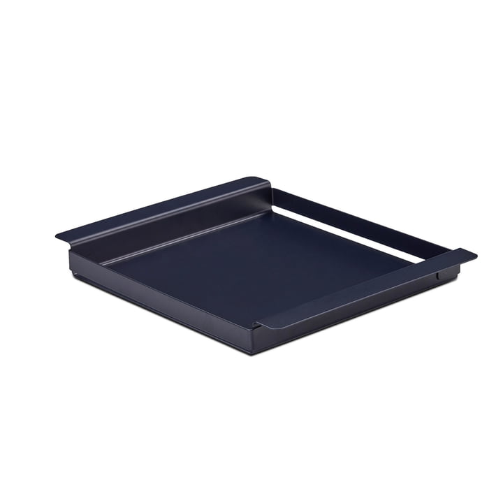 Hug Tray Small by Skagerak in Royal Blue