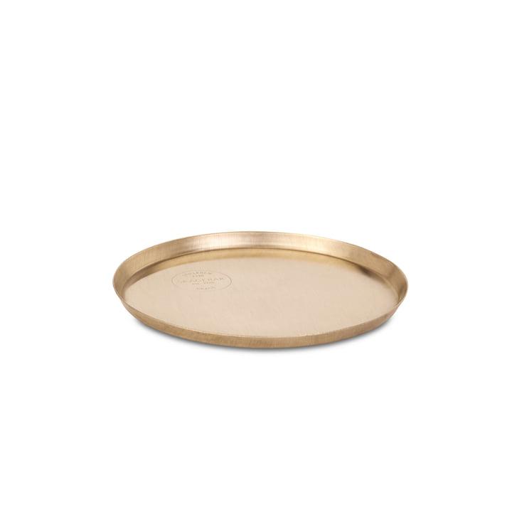 Edge dish Ø 18 cm by Skagerak, brass