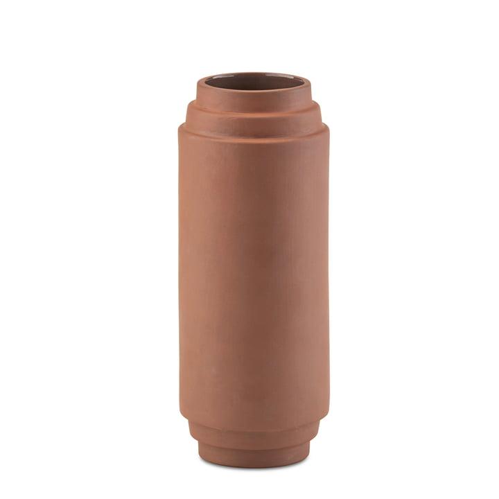 Edge Vase h 25 cm by Skagerak