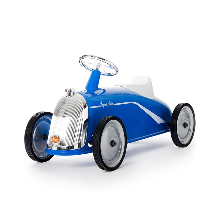 Rider Ride-on by Baghera in blue