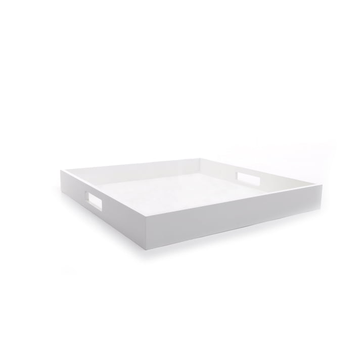 Zen tray in small by XLBoom in white