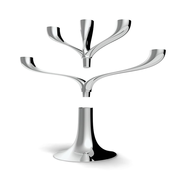 Candelabra candle holder by Philippi in the shop