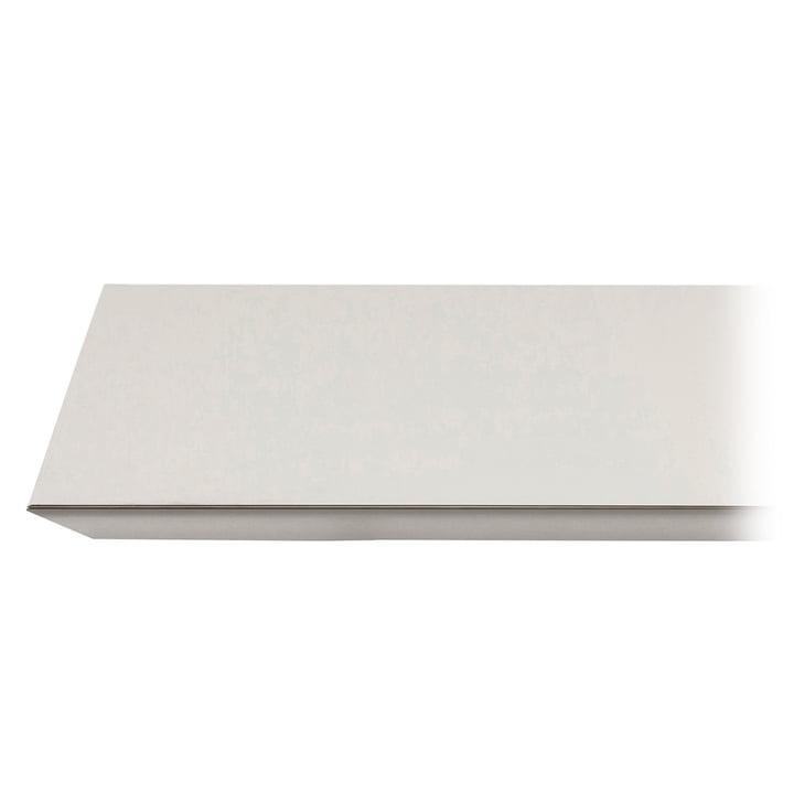 Mingle Tabletop Linoleum by ferm Living in light grey