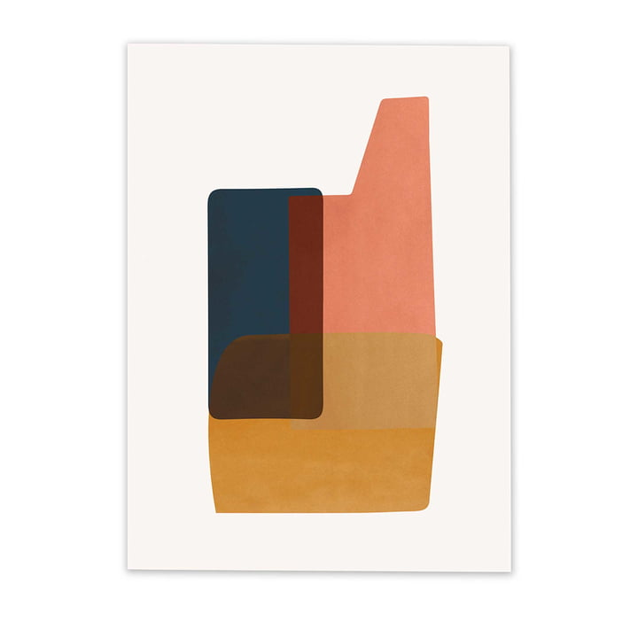 Abstraction Poster 2 by ferm Living