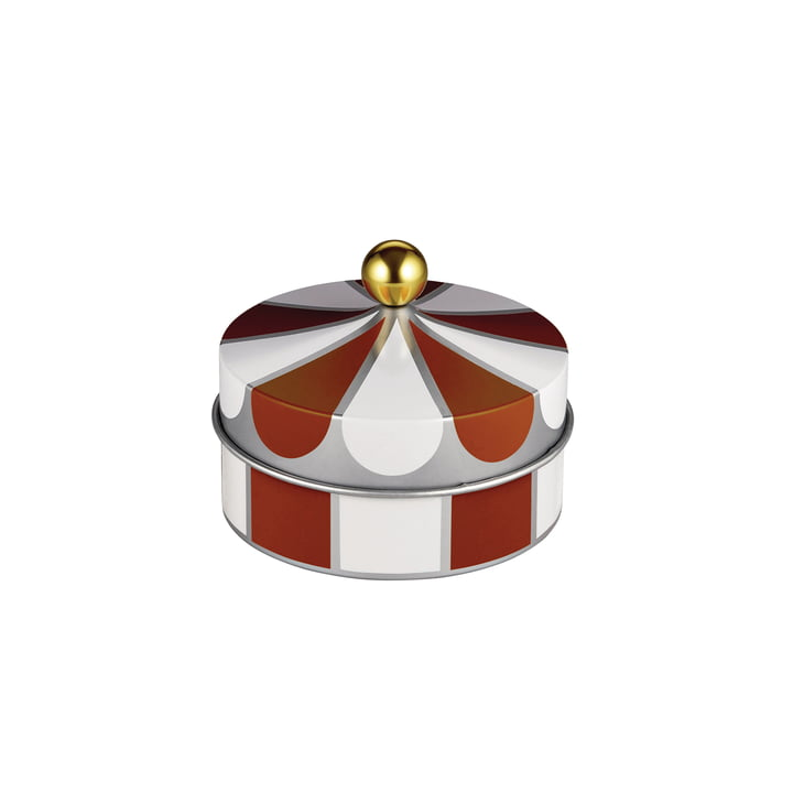 Circus All-Purpose tin 3 by Alessi